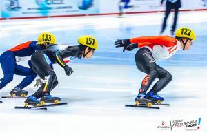 Mistrzostwa Short Track Arena Lodowa marzec 2018 035