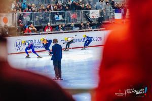 Mistrzostwa Short Track Arena Lodowa marzec 2018 036