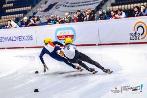 Mistrzostwa Short Track Arena Lodowa marzec 2018 042