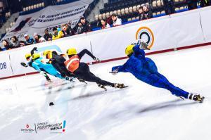 Mistrzostwa Short Track Arena Lodowa marzec 2018 043