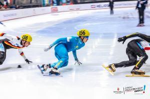 Mistrzostwa Short Track Arena Lodowa marzec 2018 044