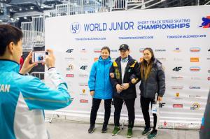 Mistrzostwa Short Track Arena Lodowa marzec 2018 045