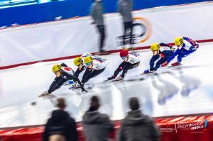 Mistrzostwa Short Track Arena Lodowa marzec 2018 051