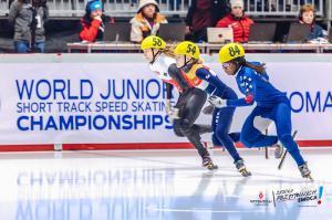 Mistrzostwa Short Track Arena Lodowa marzec 2018 052