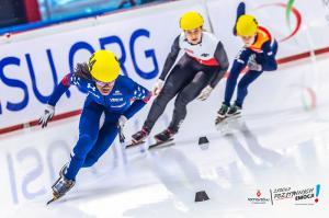Mistrzostwa Short Track Arena Lodowa marzec 2018 053