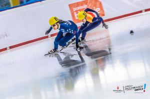 Mistrzostwa Short Track Arena Lodowa marzec 2018 056