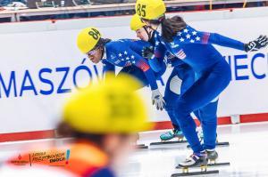 Mistrzostwa Short Track Arena Lodowa marzec 2018 058