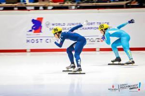 Mistrzostwa Short Track Arena Lodowa marzec 2018 072