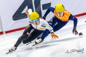 Mistrzostwa Short Track Arena Lodowa marzec 2018 083