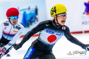 Mistrzostwa Short Track Arena Lodowa marzec 2018 090