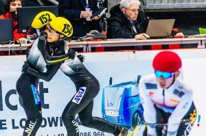 Mistrzostwa Short Track Arena Lodowa marzec 2018 091