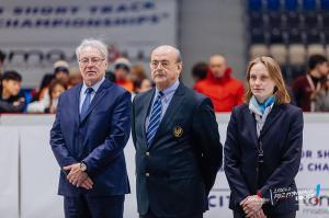 Mistrzostwa Short Track Arena Lodowa marzec 2018 100