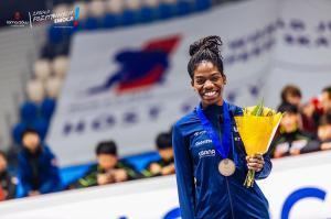 Mistrzostwa Short Track Arena Lodowa marzec 2018 102