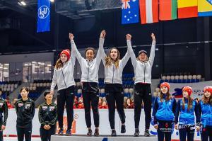 Mistrzostwa Short Track Arena Lodowa marzec 2018 106