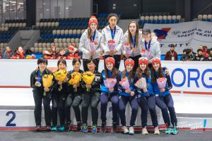 Mistrzostwa Short Track Arena Lodowa marzec 2018 110