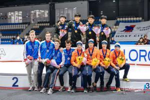 Mistrzostwa Short Track Arena Lodowa marzec 2018 113